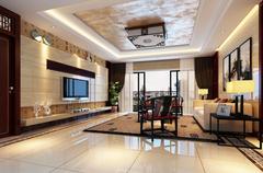 中式风格-建业菊香里