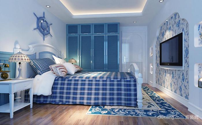 家装地中海风格装修效果图实景图