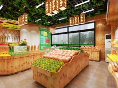 时代城水果店