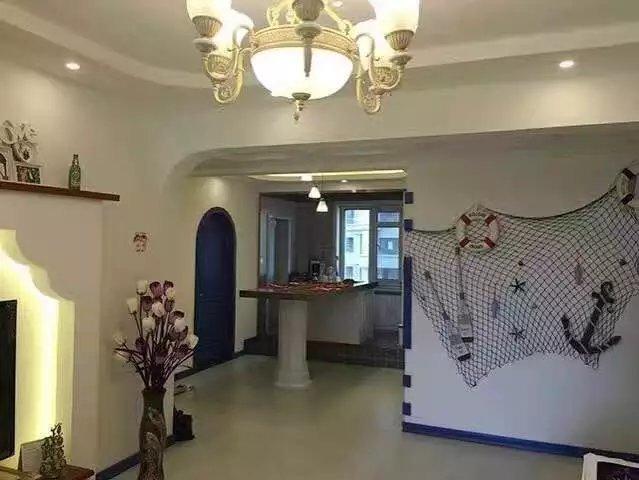 融创滨江壹号地中海风格装修效果图实景图