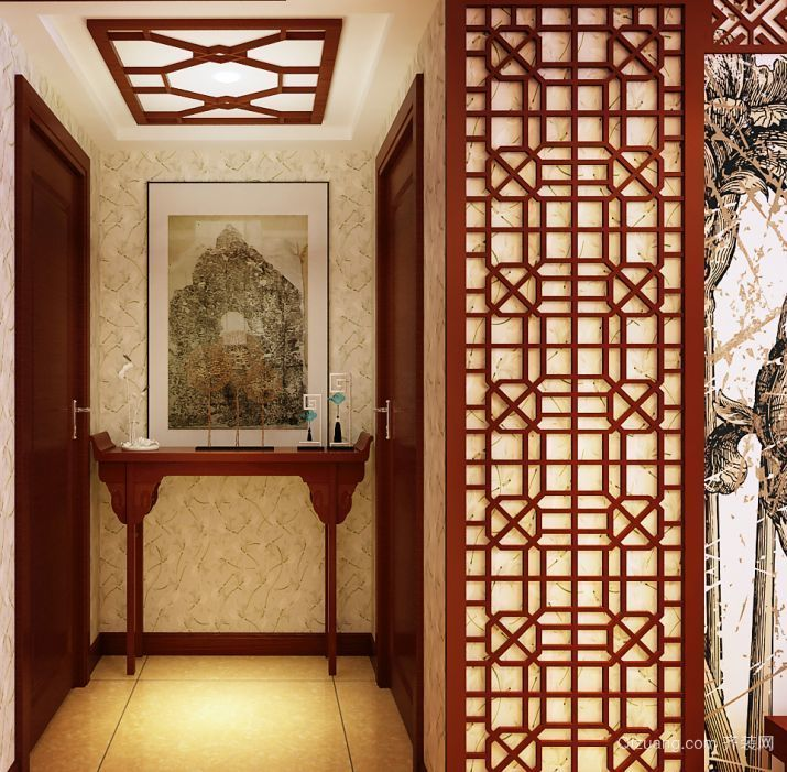 北宋中式风格装修效果图实景图