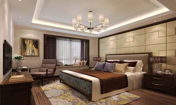 家装中式风格装修效果图