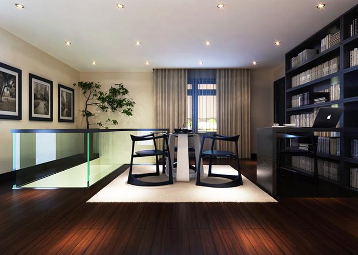 家装欧式风格装修效果图
