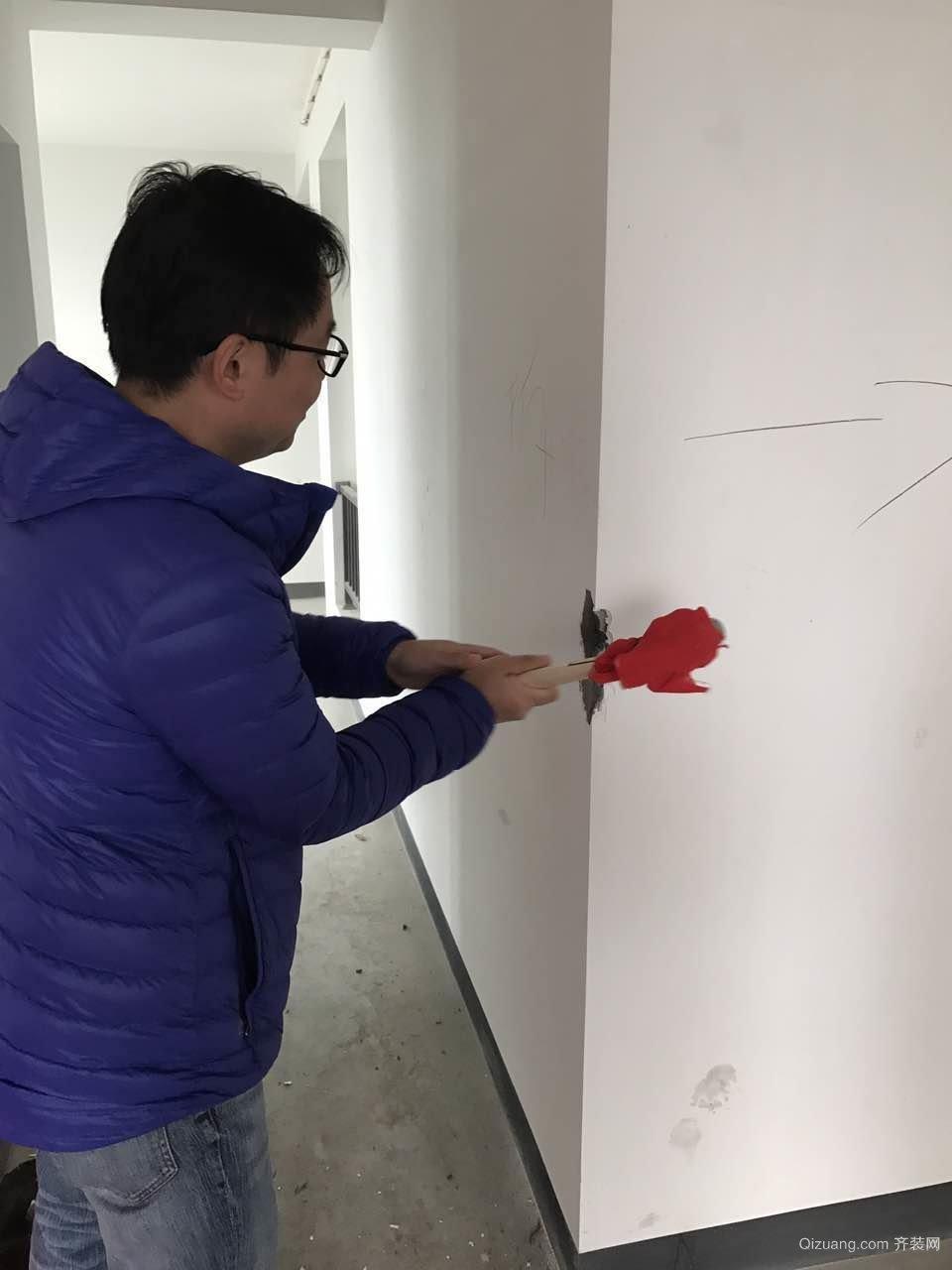 桃源小镇东方苑现代简约装修效果图实景图