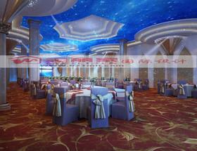 宴会厅1装修设计案例