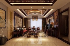 中式风格-金地艺境