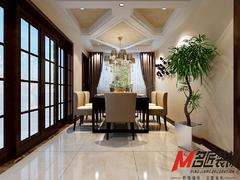中式风格-国信金河世家