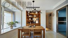 芜湖柏庄跨界87平现代简约风格装修效果图案例