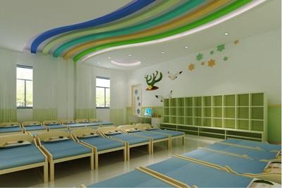 涿鹿幼儿园装修设计案例