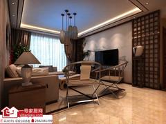 中式风格-锦绣山河