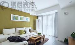 芜湖圣地雅歌220平现代简约风格装修效果图案例