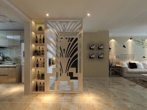 130平米简约家装现代普通图片装修户型v家装-邢景观设计landscapedesign图片