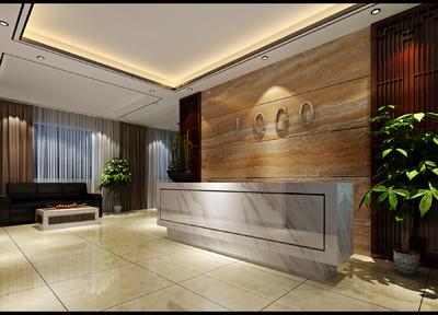 东莞厂房办公楼装修设计案例