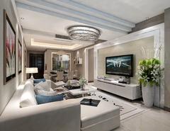 中式风格-大通水尚名都2幢1102室