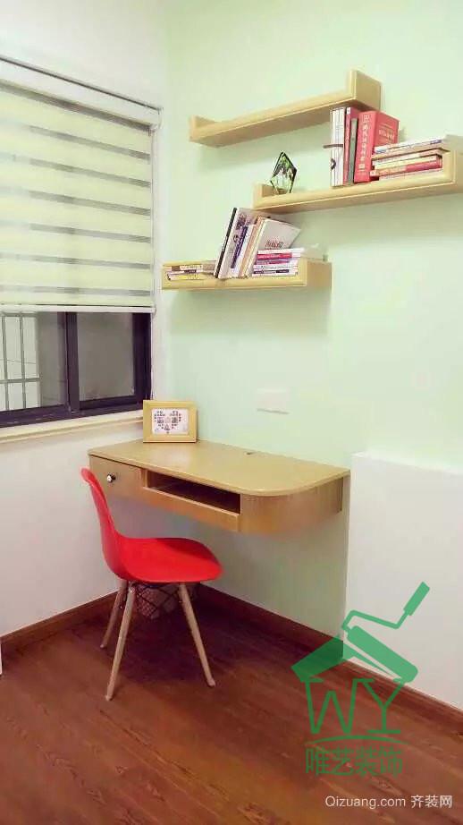 悦蓝山现代简约装修效果图实景图