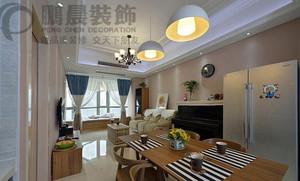 芜湖东城豪庭98平现代简约风格装修效果图案例