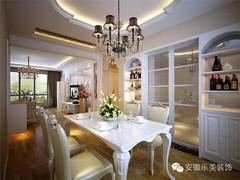 欧式风格-芜湖凤凰城127平米简欧风雅居