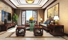 中式风格-远洋风景