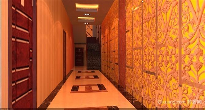慧湖大厦现代简约装修效果图实景图