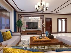 中式风格-文信大厦