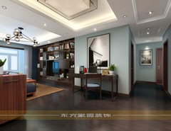中式风格-绿地新里海德公馆