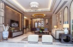 中式风格-山水一品别墅区