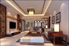 中式风格-凯茵豪庭