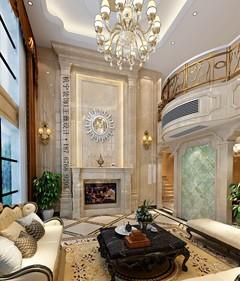 欧式风格-自建别墅
