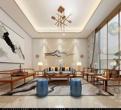 中式风格-泰里克公寓