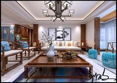 中式风格-美韵家园