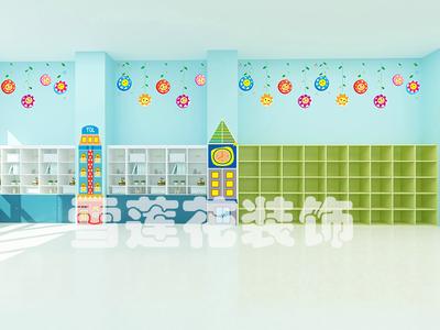 潍坊幼儿园装修设计案例