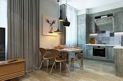 现代简约-混搭风公寓