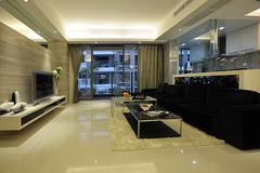 现代简约-现代三居室