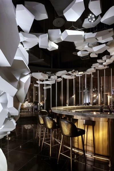 济南餐厅装修设计案例