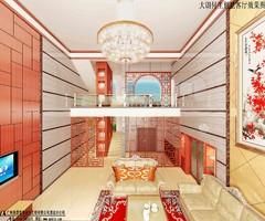 中式风格-大朗别墅