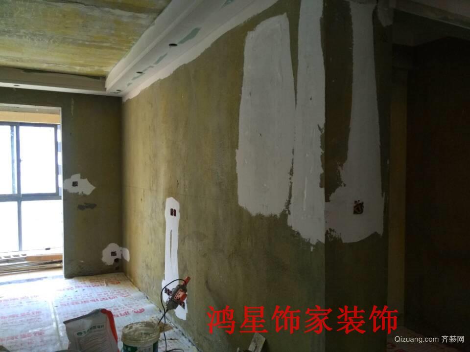 凤祥铭居2#古典风格装修效果图实景图