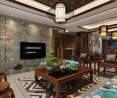 中式风格-泰和墅