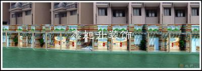 泰顺名人花园幼儿园装修设计案例