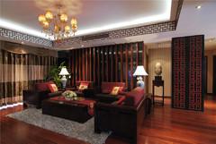 中式风格-紫金豪庭