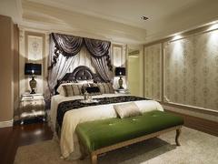 紫金豪庭古典风格装修案例