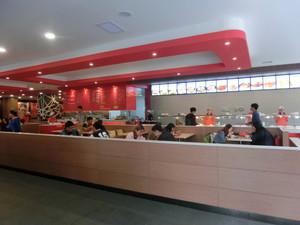 学生街麦多餐厅