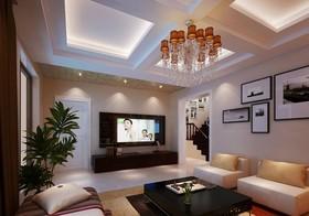别墅现代简约装修设计案例