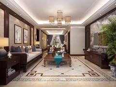 中式风格-廊坊孔雀城公园海