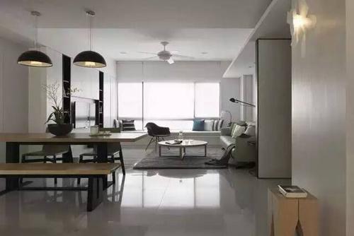 中天·鹭鸶湾现代简约装修效果图
