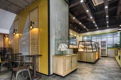 现代简约-面包店