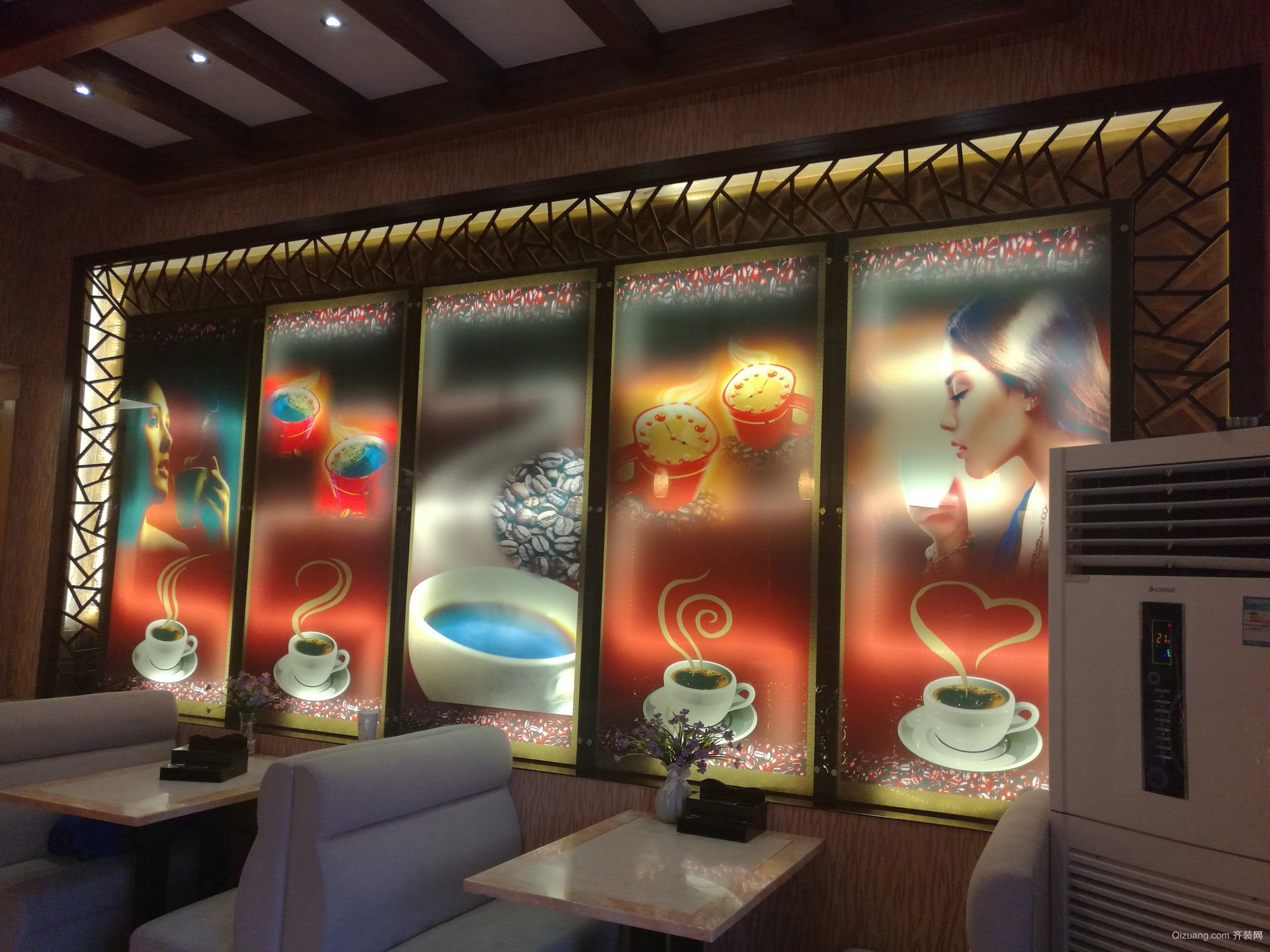 咖啡店照片其他装修效果图实景图