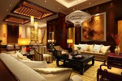 中式风格-绿地世纪城别墅