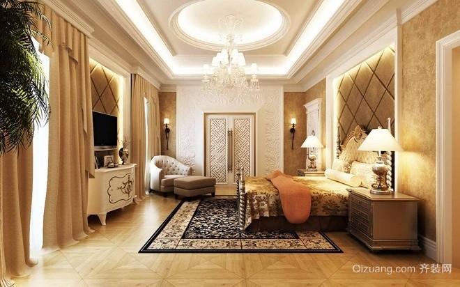 豪华欧式欧式风格装修效果图实景图