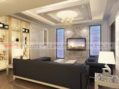 演绎新古典风格的精致意趣别墅