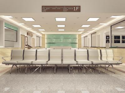 蚌埠医院装修设计案例